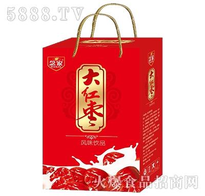 念家大红枣风味饮品礼盒