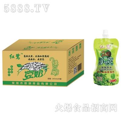 红鹭绿豆爽145mlx50