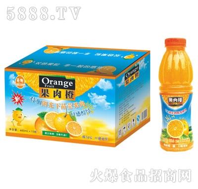 奇明果肉橙480mlx15