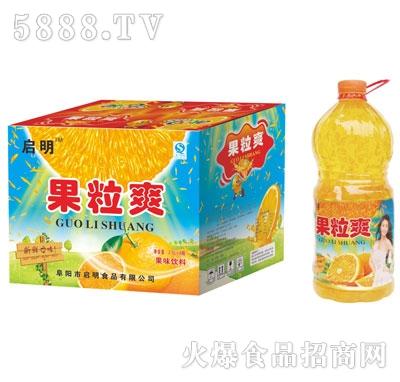 启明果粒橙2.5Lx6