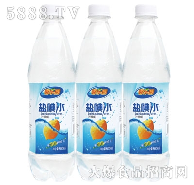 馨乐园盐碘水600ml