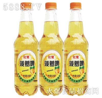 红鹭菠萝啤530ml
