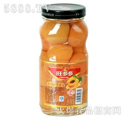 旺多多冰糖甜杏罐头700g
