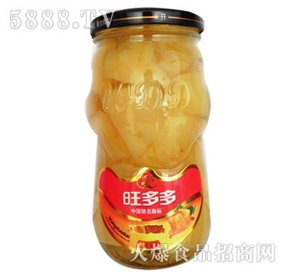 旺多多冰糖菠萝罐头900g