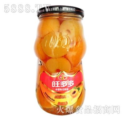 旺多多冰糖甜杏罐头900g
