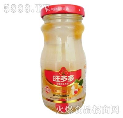 旺多多小奶瓶冰糖什锦罐头248g