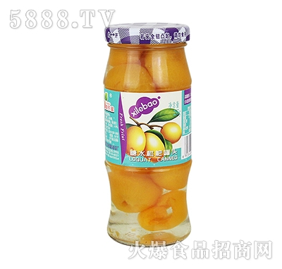 冬宝糖水枇杷罐头255g
