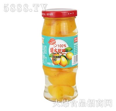 冬宝糖水枇杷罐头255g瓶