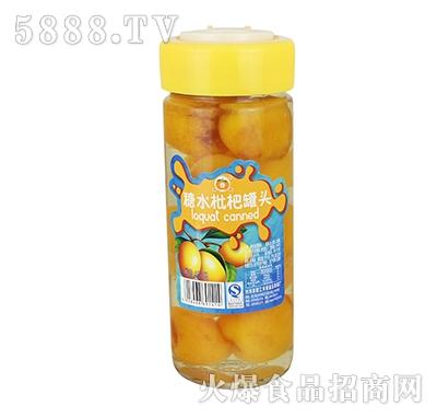 冬宝糖水枇杷罐头瓶装450g