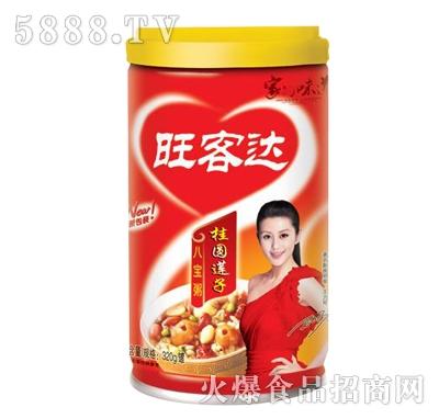 旺客达桂圆莲子八宝粥320g罐