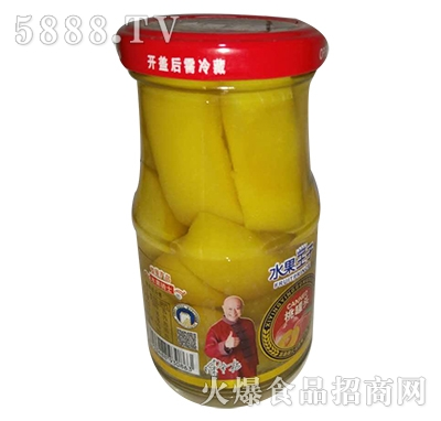 水果王子桃罐头248g