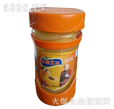 水果王子糖水罐头510g