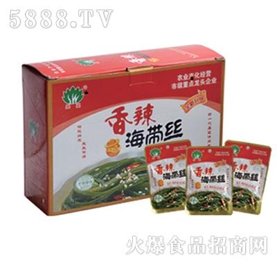 50克香辣海带丝产品图