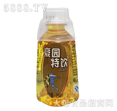250ml豪园特饮营养素饮料