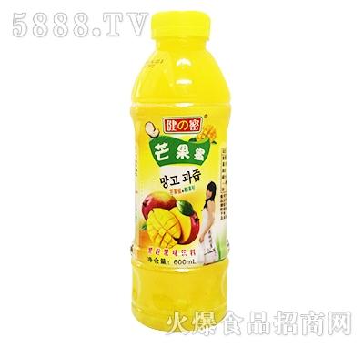 600ml健密芒果蜜果粒果味饮料