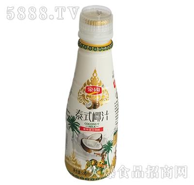 500ml豪园泰式椰汁