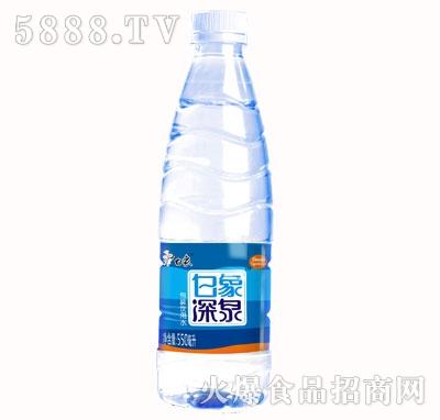 白象深泉包装饮用水550ml