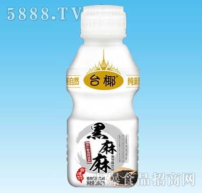 台椰358黑芝麻饮料