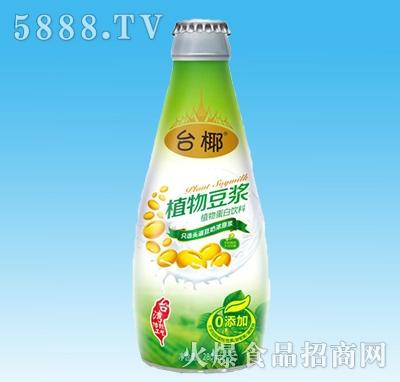 台椰植物豆浆280ml