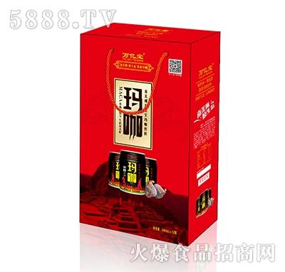 玛咖饮料礼盒装248mlx12罐
