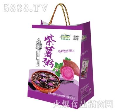 杰格郎紫薯粥礼盒