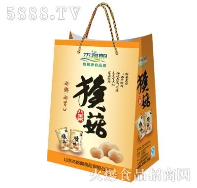 杰格郎猴菇八宝粥礼盒