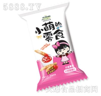 小萌的零食蘸酱薯条(红)