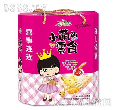 杰格郎小萌的零食1.5kg(红)
