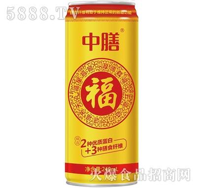 240ml中膳复合蛋白含纤饮品(麦香味)