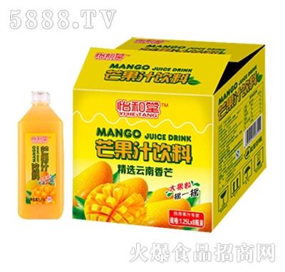 怡和堂芒果汁饮料1.25Lx8瓶