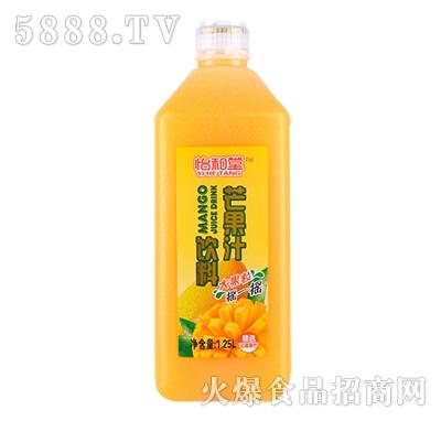 怡和堂芒果汁饮料1.25L