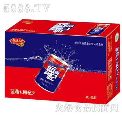 奇福记蓝莓枸杞箱