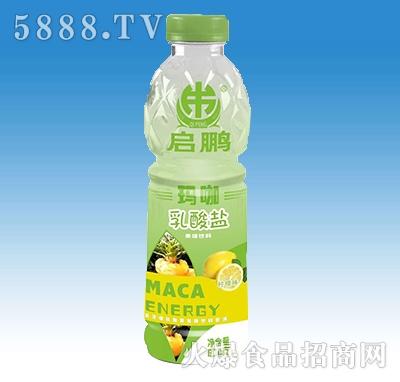启鹏玛咖乳酸盐柠檬味