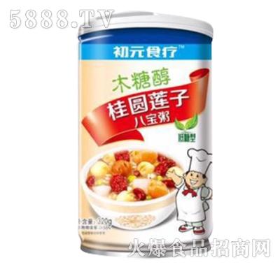 初元食疗木糖醇桂圆莲子粥320g