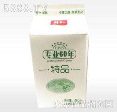 阳光1956特品发酵型含乳饮料460ml
