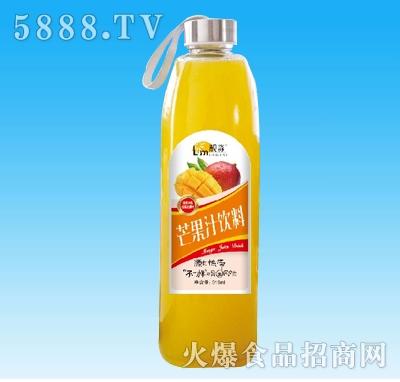 靓淼芒果汁饮料918ml