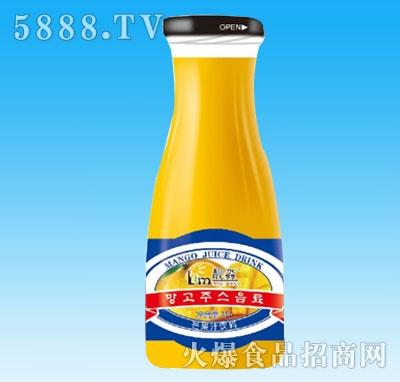 靓淼芒果汁饮料1升