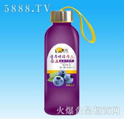 靓淼蓝莓汁饮料420ml