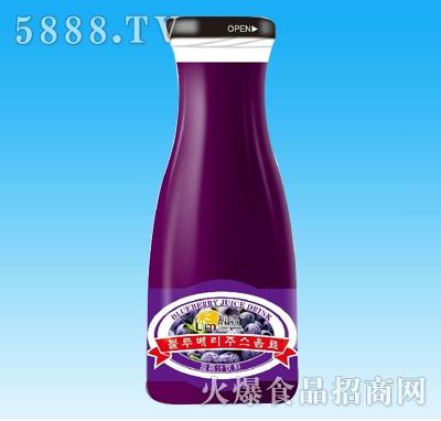 靓淼蓝莓汁饮料1升