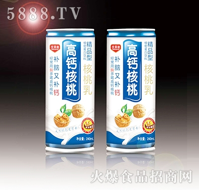 240ml优果缘高钙核桃乳