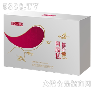 500g红枣枸杞阿胶糕