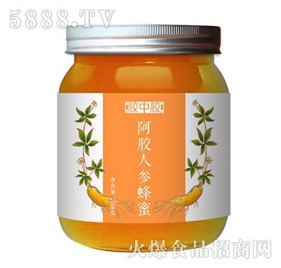 250g胶中胶阿胶人参蜂蜜