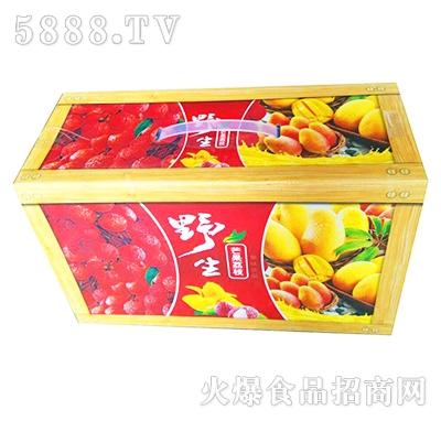 绿梦园芒果荔枝饮品