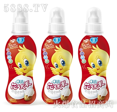 旺仔米乳芘伏米�料250ml