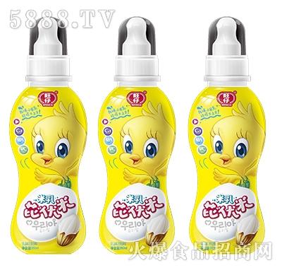 旺仔米�乳芘伏米�料瓶250ml