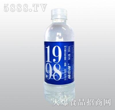 纯中纯1998饮用纯净水360ml