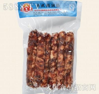 泰上王法式鹅润小学|中山市黄圃镇泰和食品有光仪甘腊肠图片