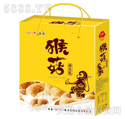 顶惠猴菇养生乳礼盒