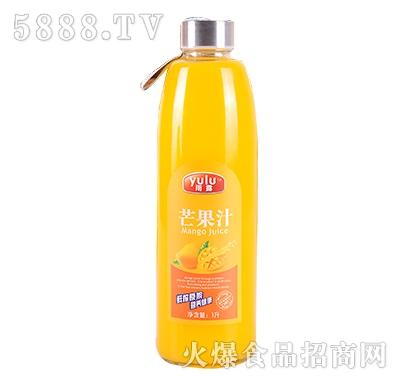 雨露芒果汁1L