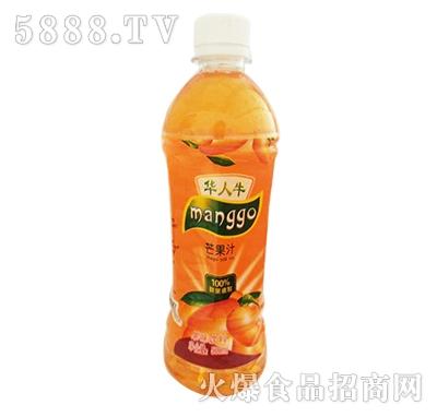 华人牛芒果汁